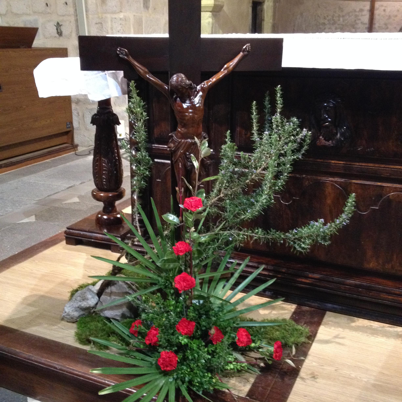Fleurir en liturgie for Fleuriste dimanche